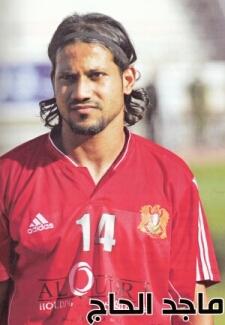 ماجد الحاج : وقعت مع نادي العربي القطري رسمياً.