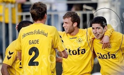 الشاب السوري رويز لوان يقود نادي هورسنس للفوز على وصيف الدوري الدانماركي